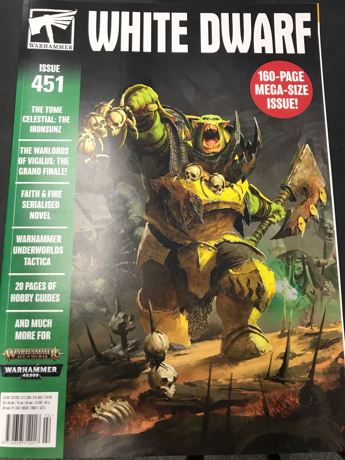 WHITE DWARF: ISSUE 451