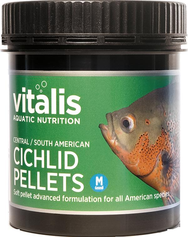 Vitalis Cichlid Pellet M 6mm