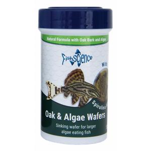 FishScience (Oak & Algae Wafer)