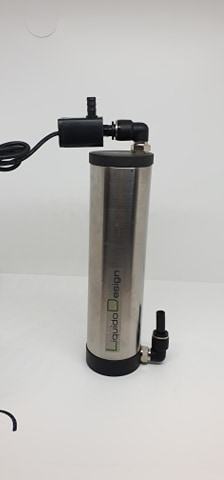 Liquido Design Nano Steel External Filter 200