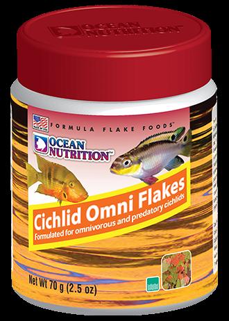 Ocean Nutrition Cichlid Omni Flakes