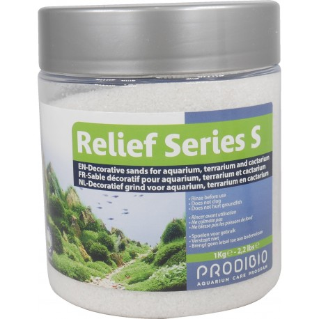 Prodibio Relief Series S01 (pure white sand) 1kg