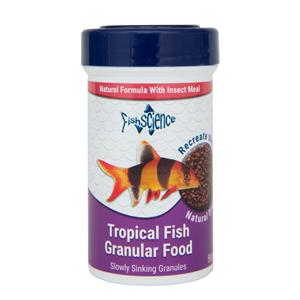FishScience (Tropical Fish Granular Food)