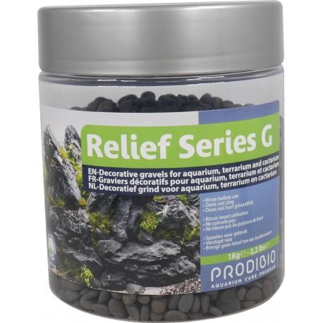 Prodibio Relief Series G01 (Small Round Grey) 1kg