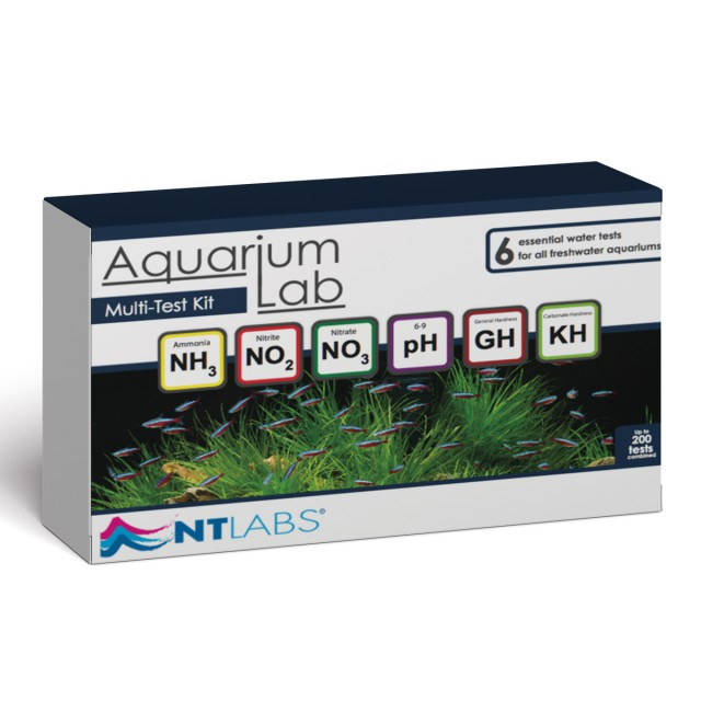 NT Labs Aquarium Lab Multi Test Kit