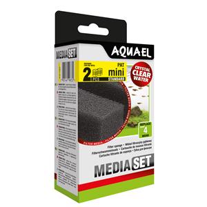 Aquael Pat Mini Foam 2 Pack