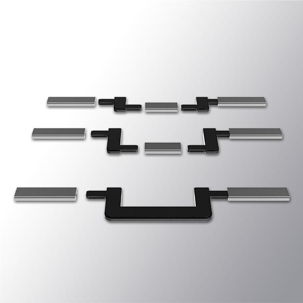D-D JumpGuard Multi CutOut Set