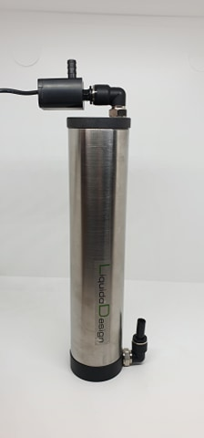 Liquido Design Nano Steel External Filter 250