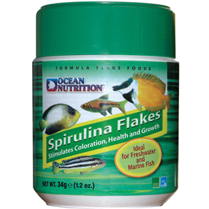 Ocean Nutrition Spirulina Flake
