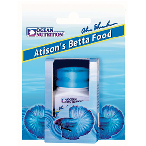 Ocean Nutrition Atisons Betta Food