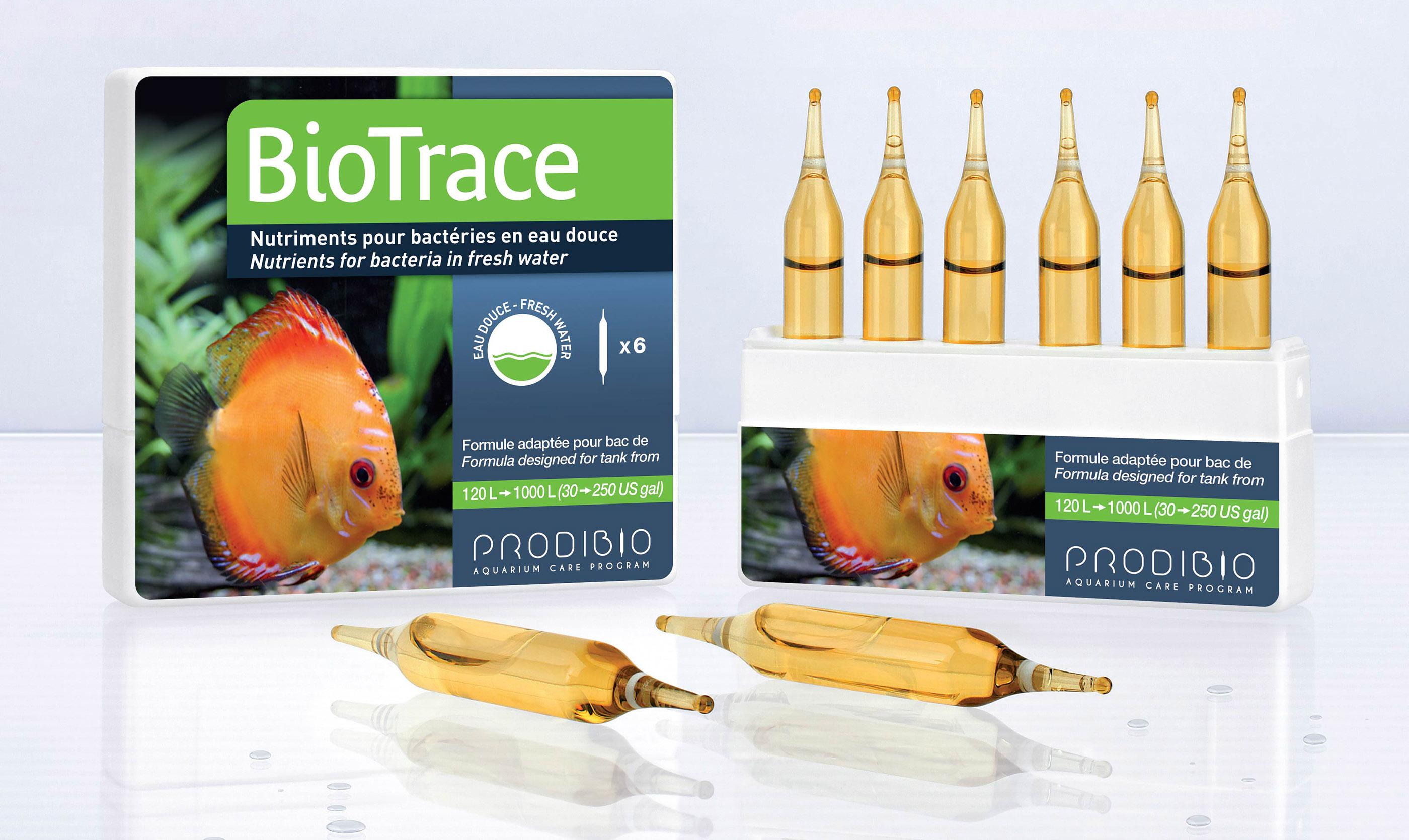 Prodibio Biotrace 6 vial