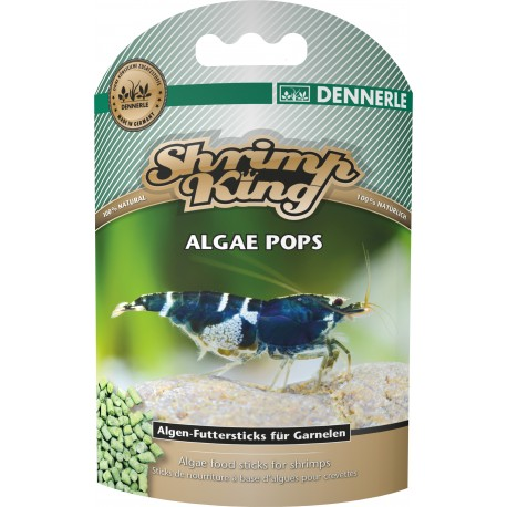 Shrimp King Algae Pops