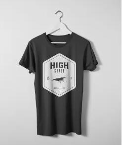 MossCotton High Grade Unisex T-shirt