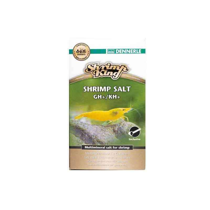 Dennerle Shrimp King Shrimp Salt GH/KH+ 200g