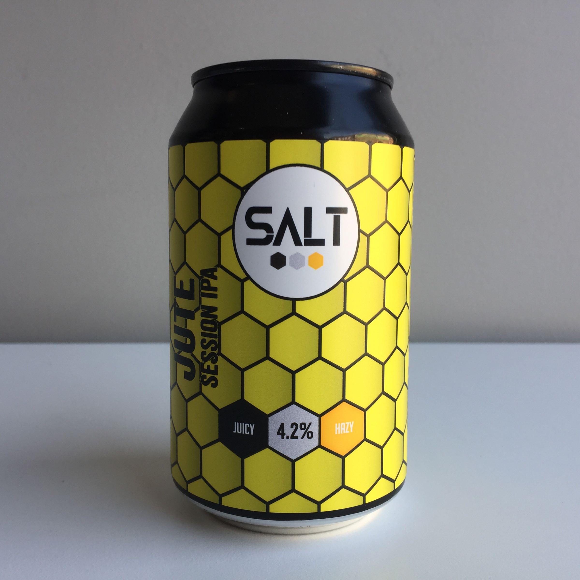Salt 'Jute' Session IPA 4.2% ABV