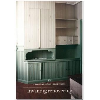 Bok Invändig renovering IV - Gysinge