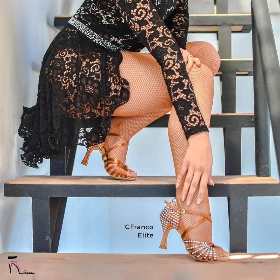 Gfranco Dance Shoes Mexico