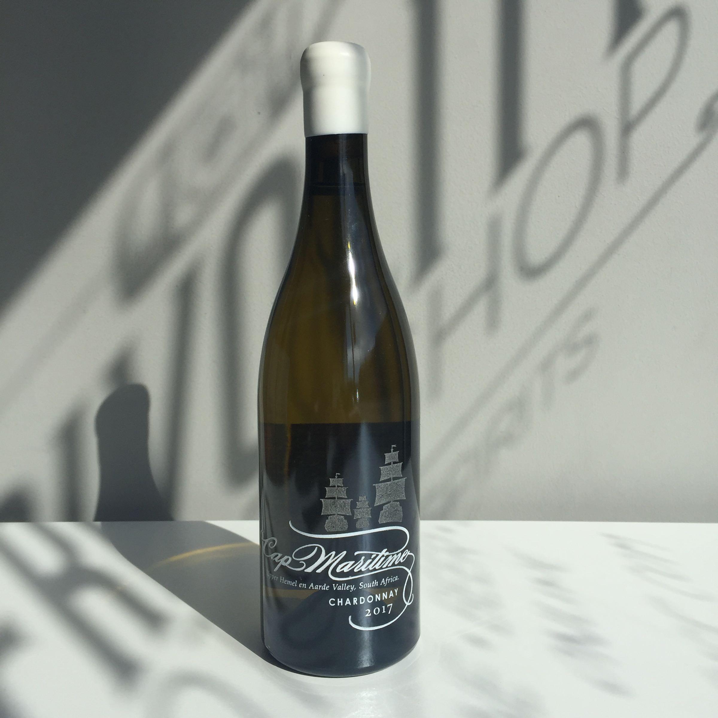Cap Maritime - Chardonnay 2017