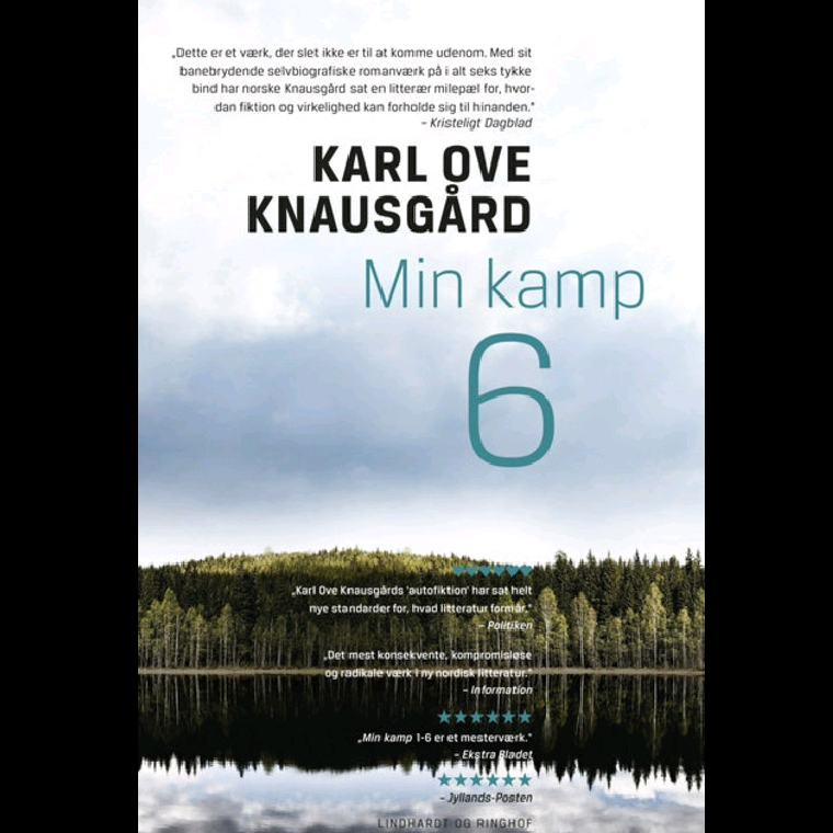 Min kamp 6 af Karl Ove Knausgård