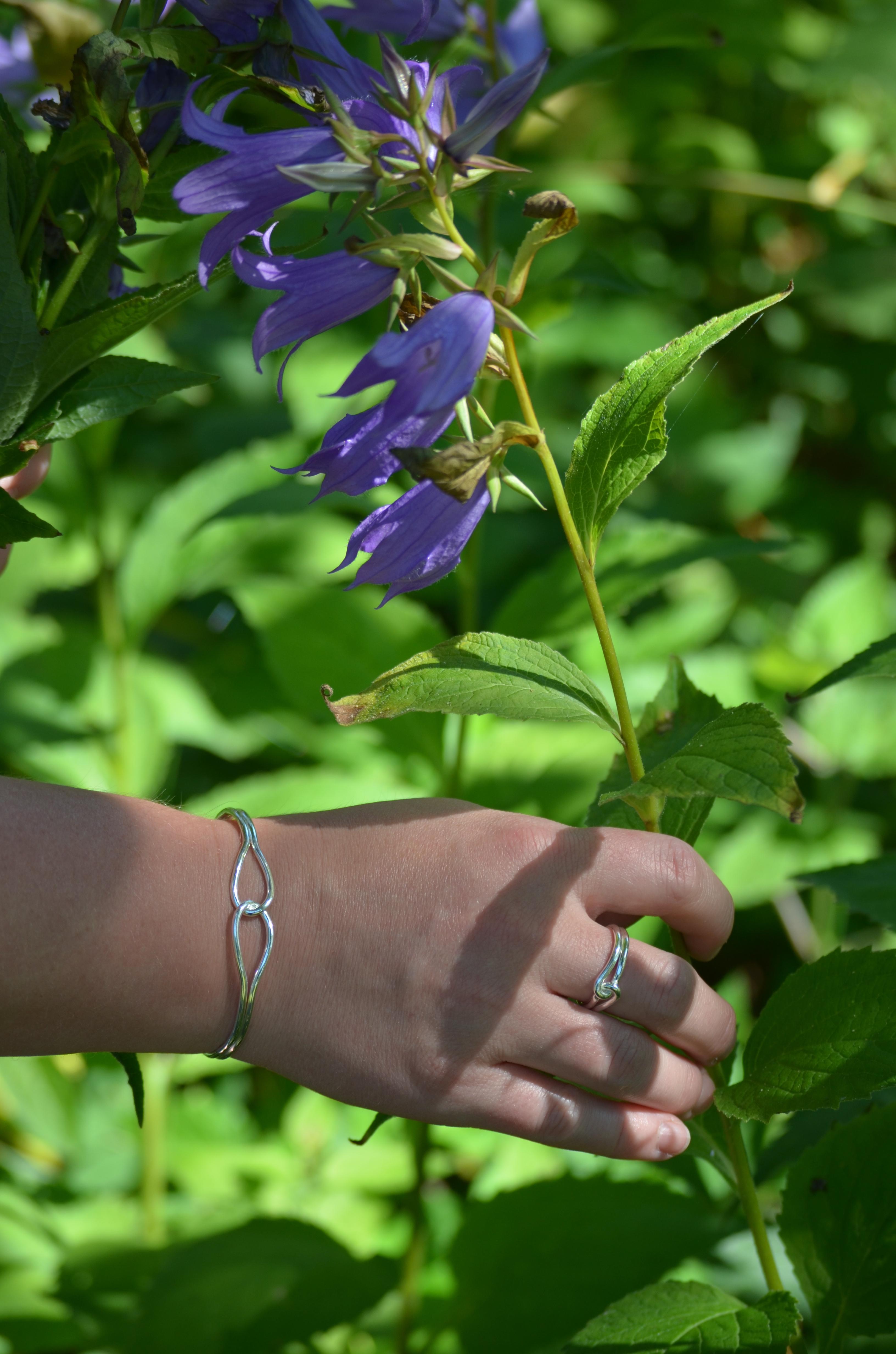 Vänskapsknop Armband