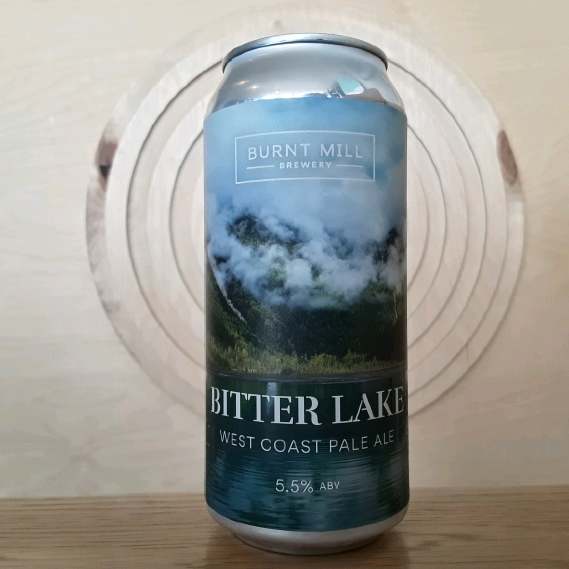 Burnt Mill | Bitter Lake | West Coast Pale