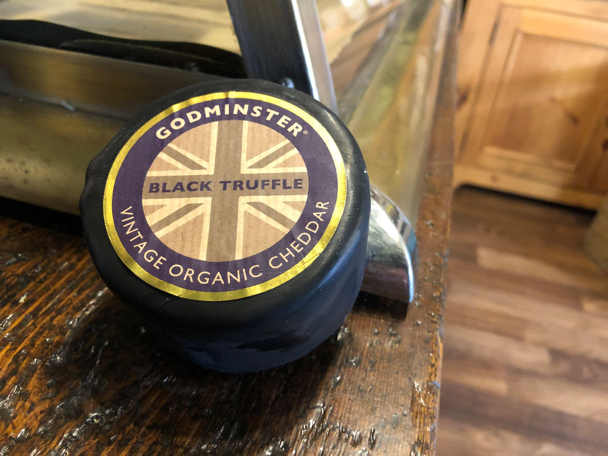 Godminster Black Truffle 200g