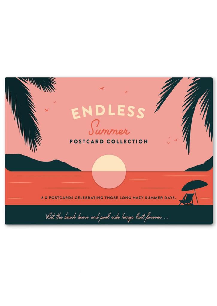 Endless Summer - Postcard pack