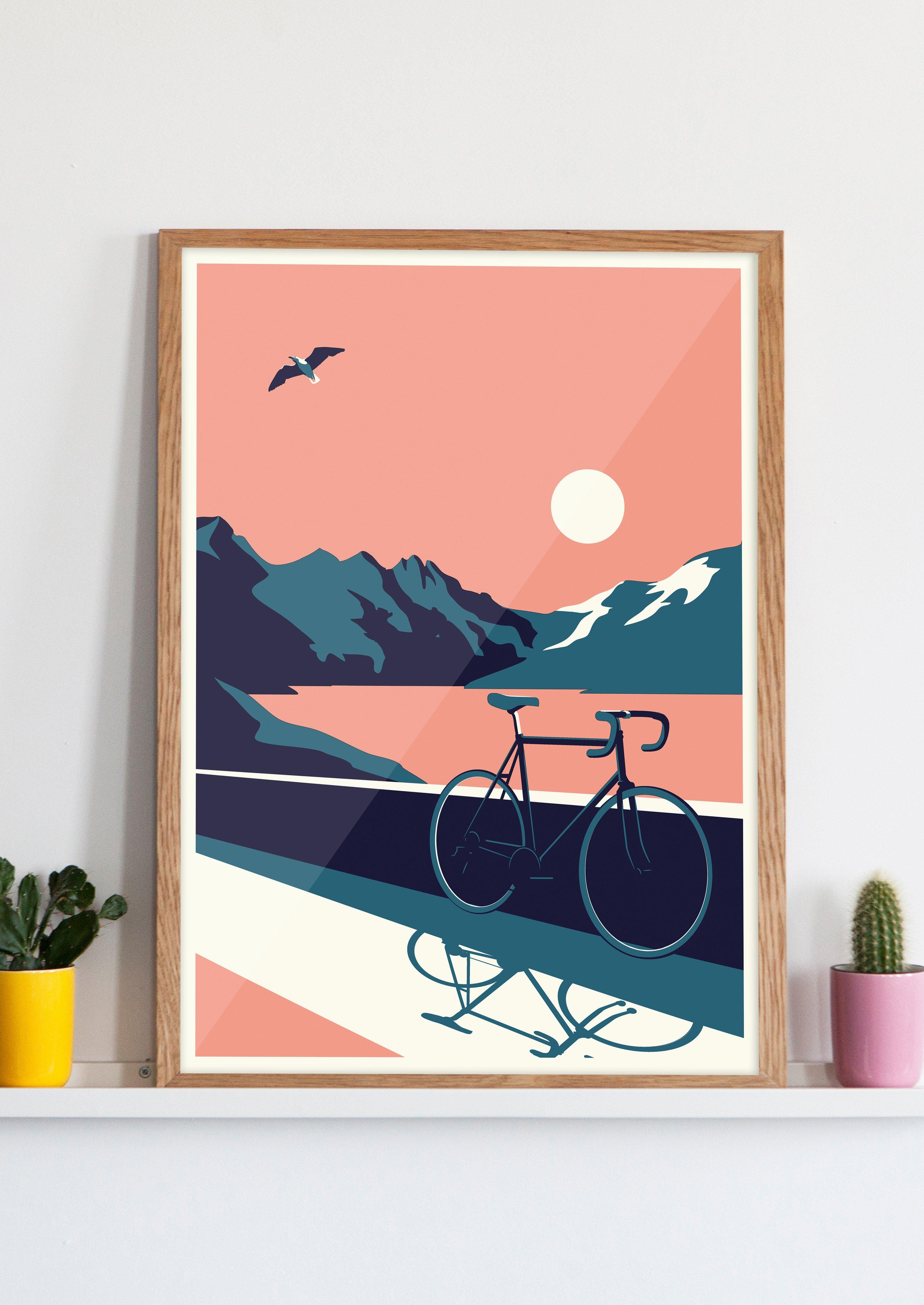 Summertime Travel – Bike (Telegramme Paper co.)