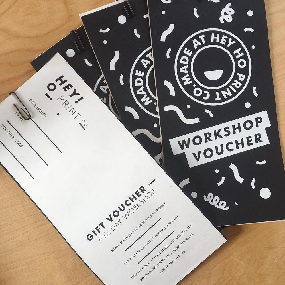 Workshop Voucher - Full Day