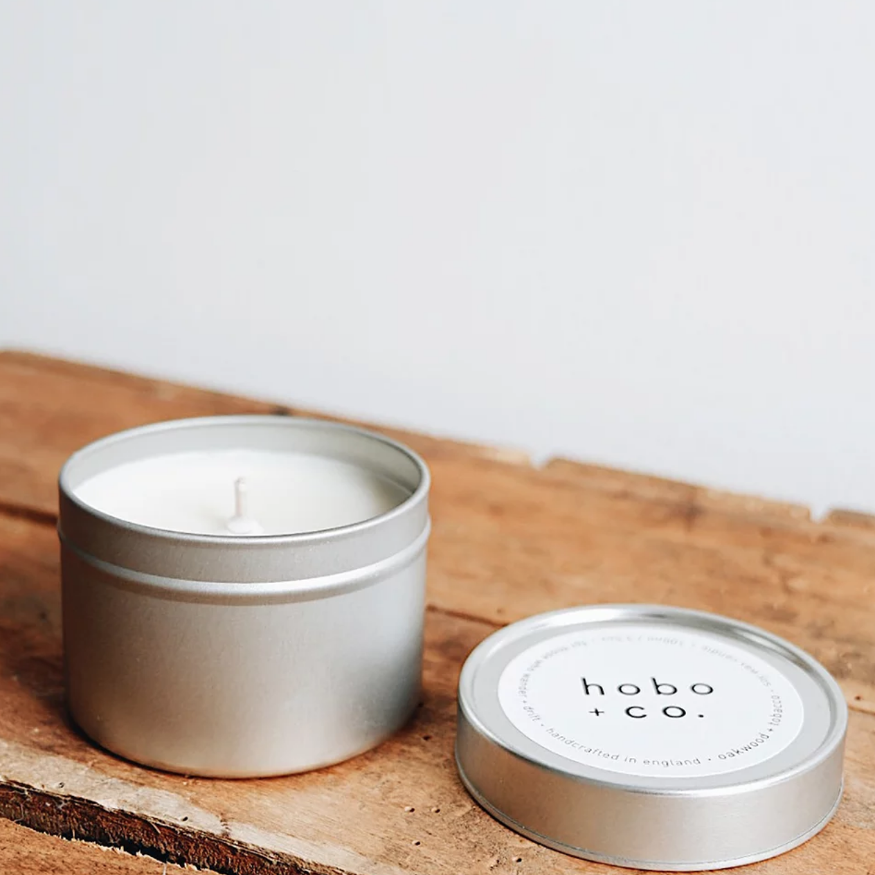 Soy Candle - Travel Tin