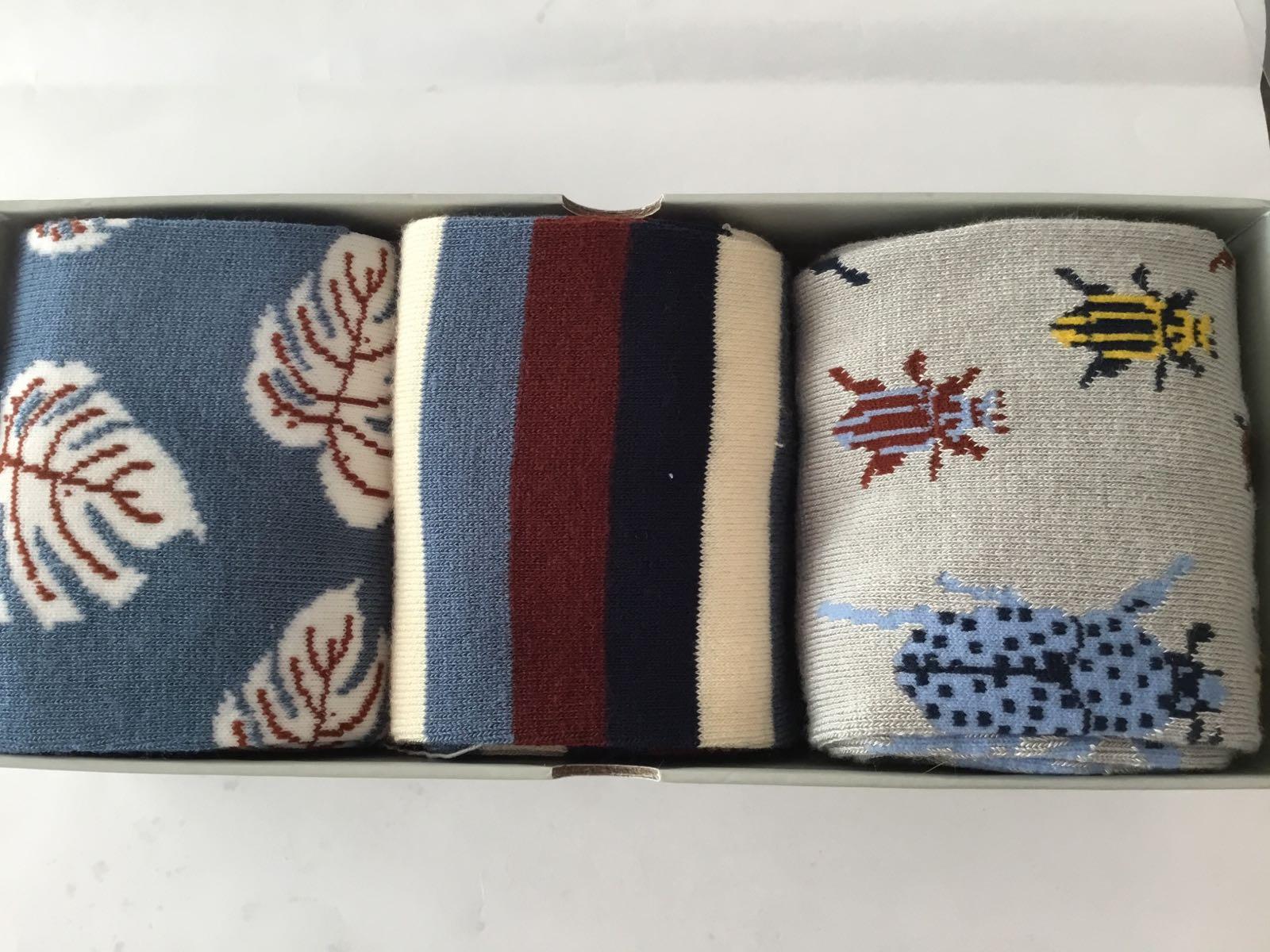 Men's Socks Gift Box