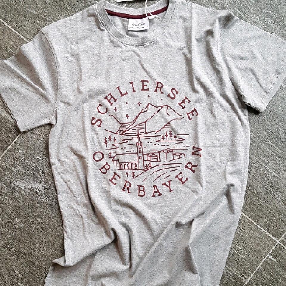 Schliersee Herren T-Shirt