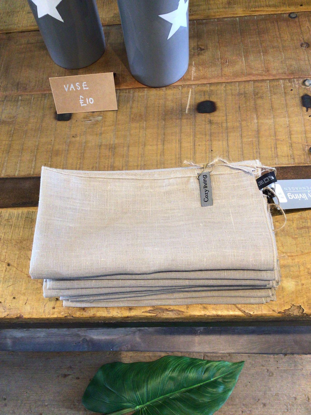 Desert Linen Napkin