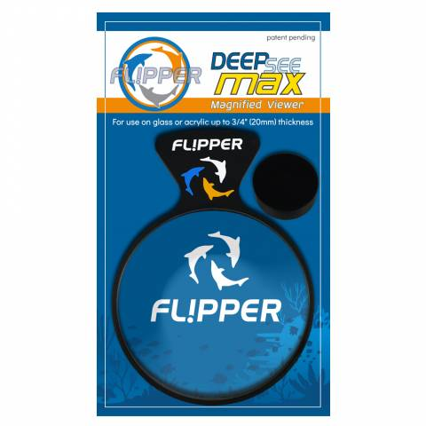 Flipper DeepSee Max - Magnified Aquarium Viewer