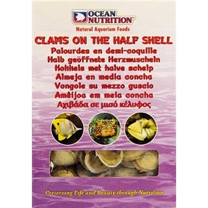 ON Clams On The Half Shell 100g