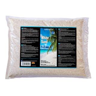 Grotech White Sand 1-2 mm 5kg