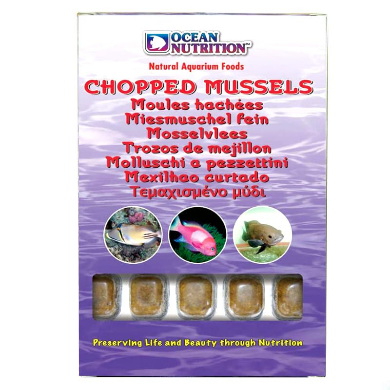 ON Chopped Mussels 100g