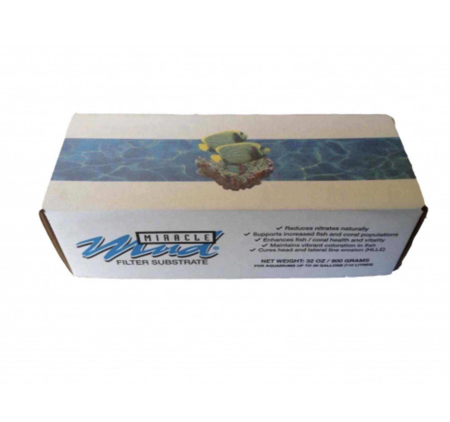 Ecosystem Aquarium Miracle Mud Tray - 0,9 kg