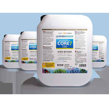 Triton CORE7  Reef Supplements 4x5l Liquid