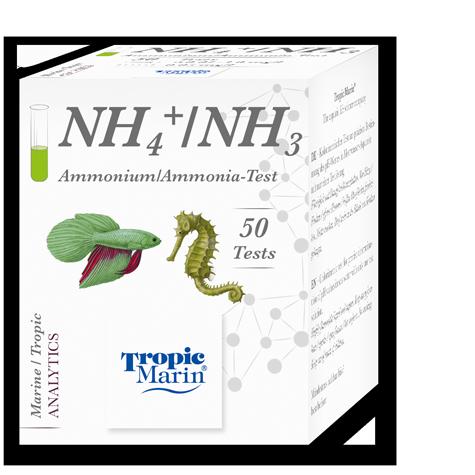 Tropic Marin Ammonia / Ammonium Test Kit