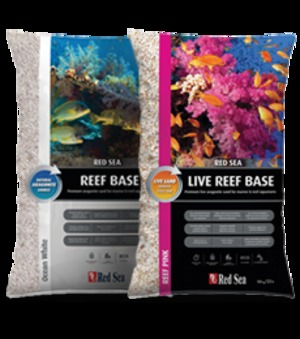 Red Sea Dry Reef Base White 0,25-1mm 10Kg