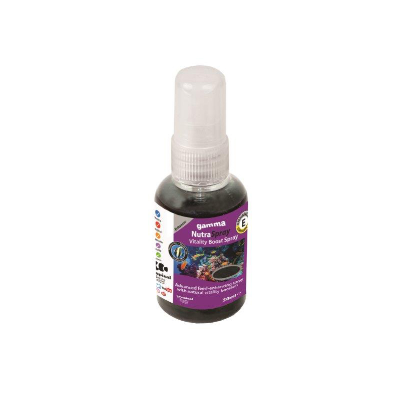 TMC Gamma Nutra Vitallity Spray 50ml