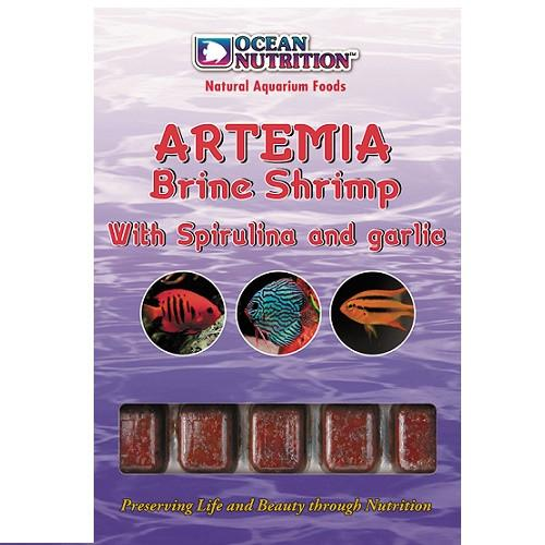 ON Artemia with Spirulina and Garlic 100g
