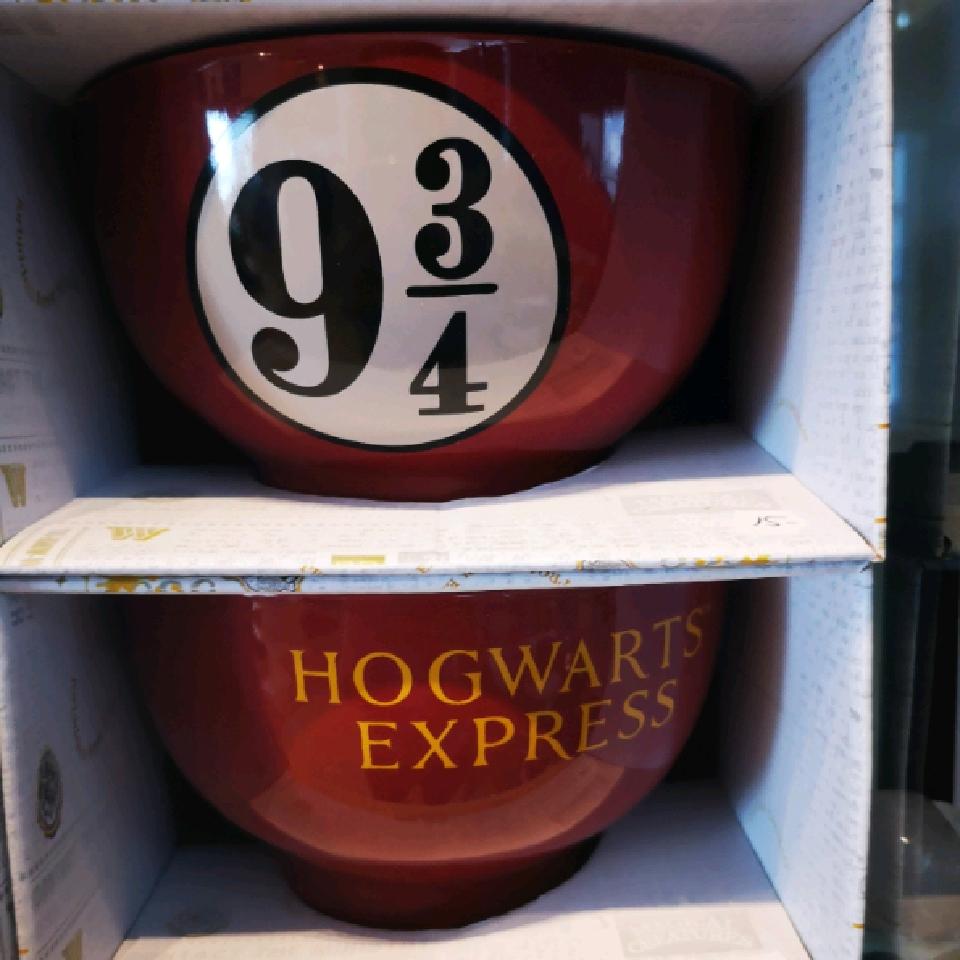 Hogwarts Express Bowl