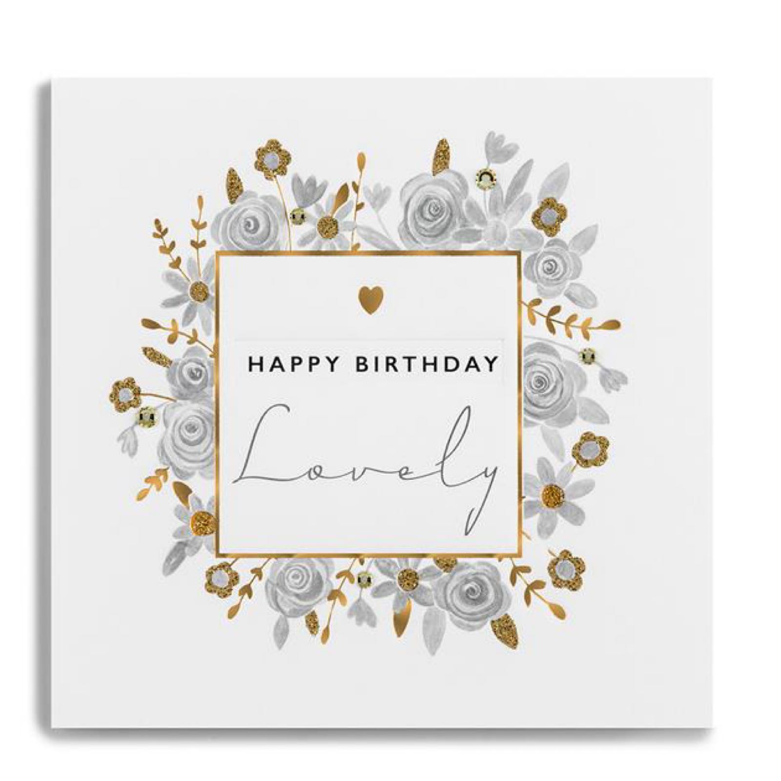 Janie wilson happy birthday lovely card