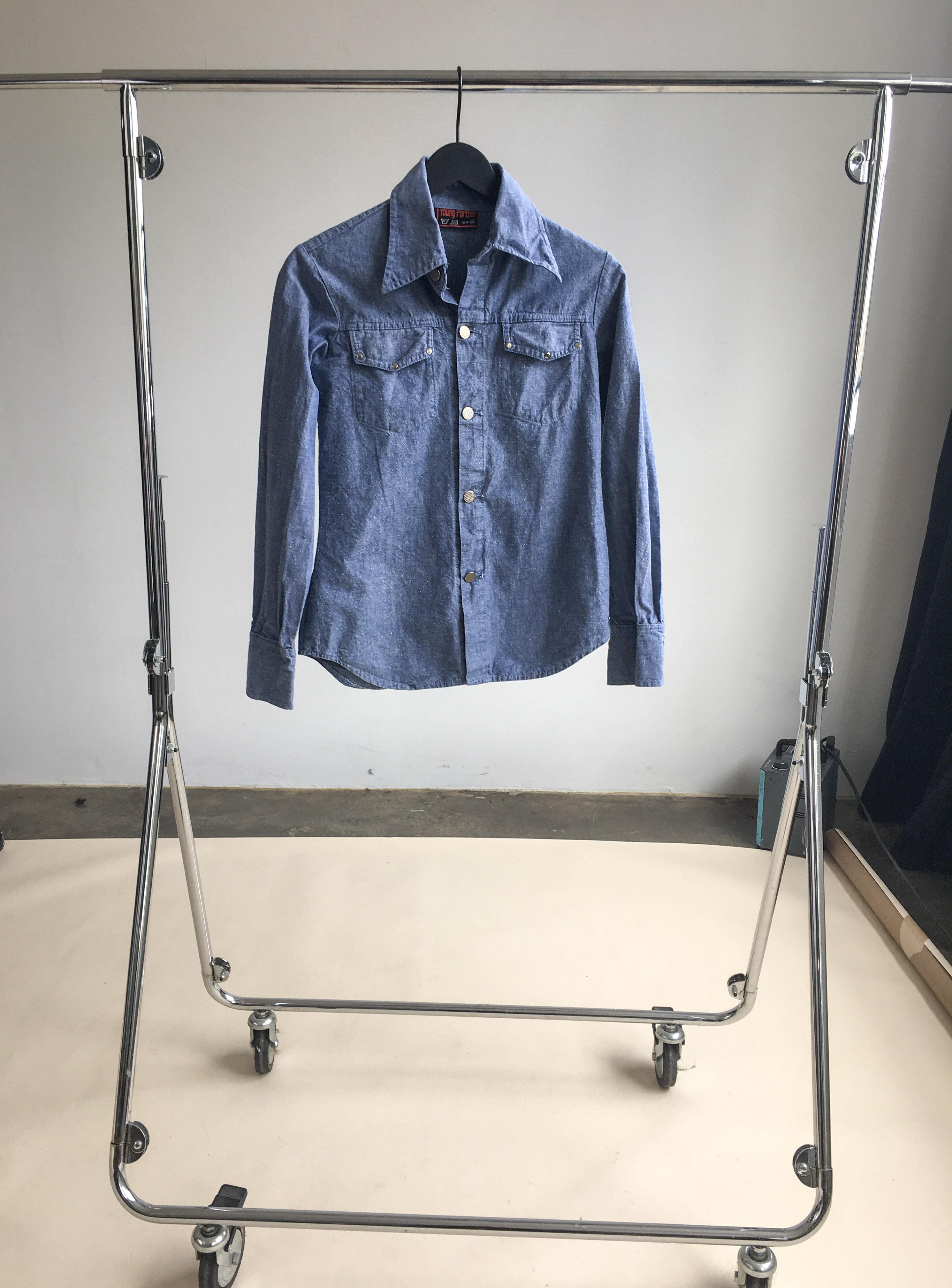Myre Couture denim shirt