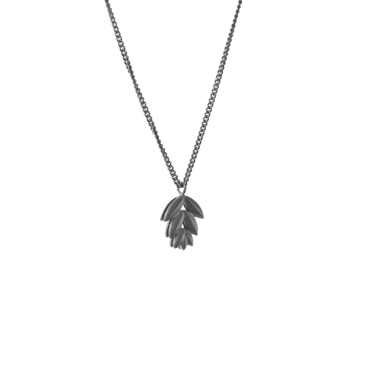 Tritium necklace