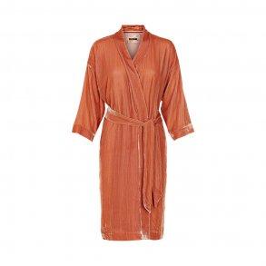 Silk velvet kimono Anita