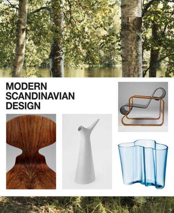 Modern Scandinavian Design by Charlotte and Peter Fiell