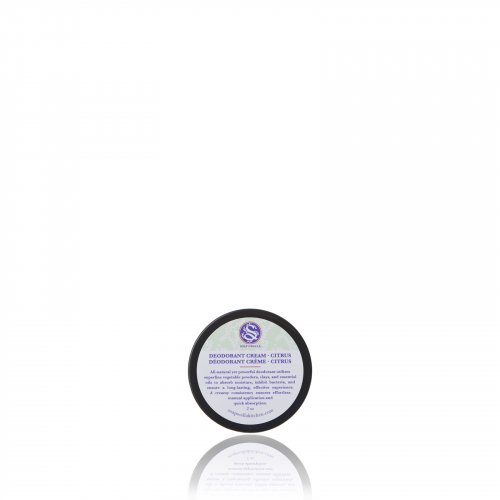 Déodorant Créme Natural Citrus | Original | Soapwella